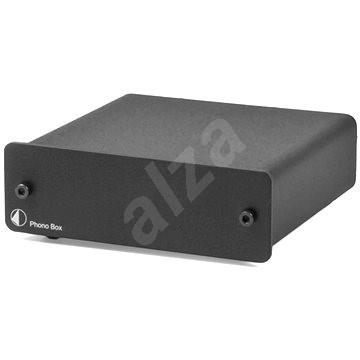 Pro-Ject Phono Box Fekete - Előerősítő