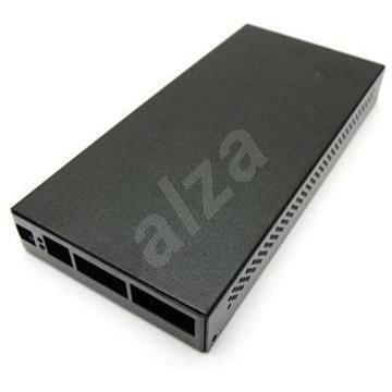 Case a Mikrotik RB433, RB433AH számára - beltéri használatra - Számítógépház