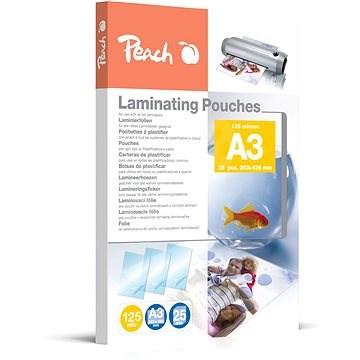 Peach PPR525-01, fényes - Lamináló fólia