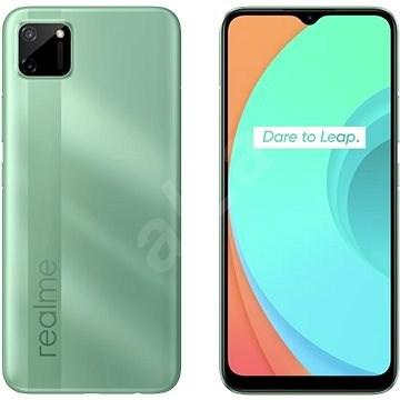 Realme C11 Dual SIM zöld - Mobiltelefon