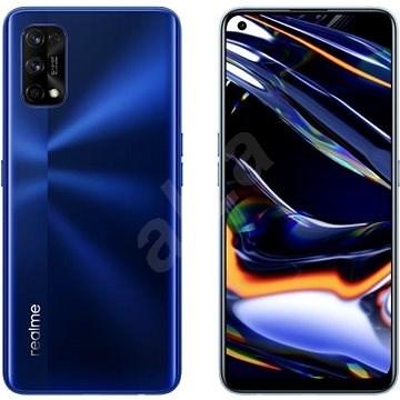 Realme 7 Pro Dual SIM 8 + 128 GB kék - Mobiltelefon