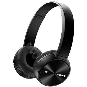 Sony MDR-ZX330BT fekete - Vezeték nélküli fül-/fejhallgató