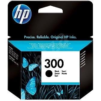 HP CC640EE sz. 300 fekete - Tintapatron