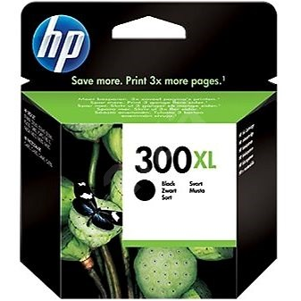 HP CC641EE sz.300XL fekete - Tintapatron