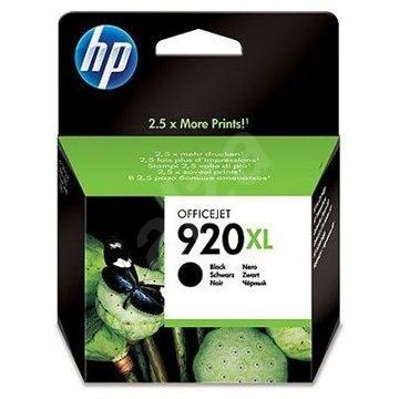 HP CD975AE sz. 920XL fekete - Tintapatron