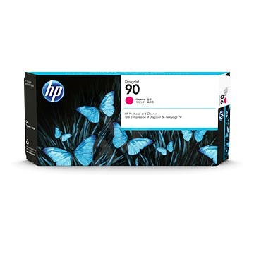 HP C5056A 90-es sz. magenta - Tintapatron