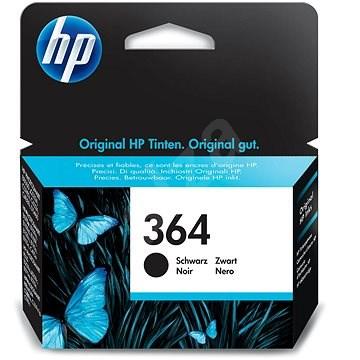 HP CB316EE sz. 364 fekete - Tintapatron