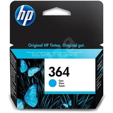 HP CB318EE sz. 364 cián - Tintapatron