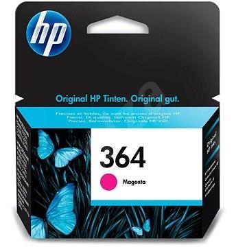 HP CB319EE sz. 364 bíborvörös - Tintapatron