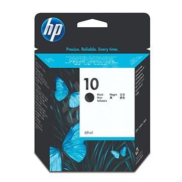 HP C4844AE No. 10 fekete - Tintapatron