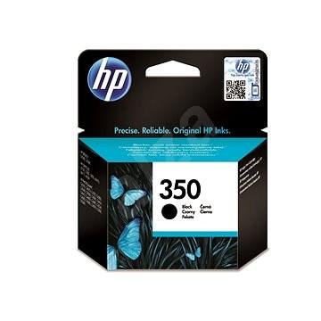 HP CB335EE sz. 350 fekete - Tintapatron