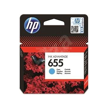 HP CZ110AE sz. 655 cián - Tintapatron