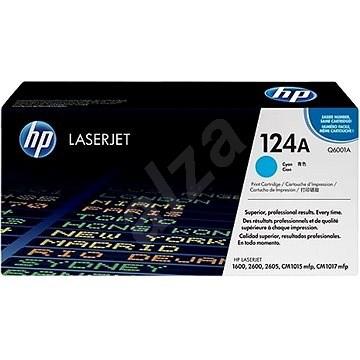 HP Q6001A kék (cián) - Toner