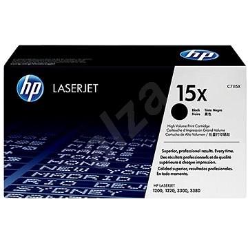 HP C7115X no. 15X fekete - Toner
