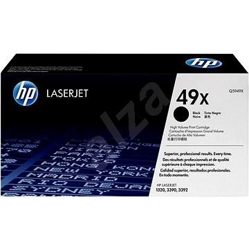 HP Q5949X no. 49x Fekete - Toner