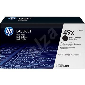 HP Q5949XD 49X fekete - Toner