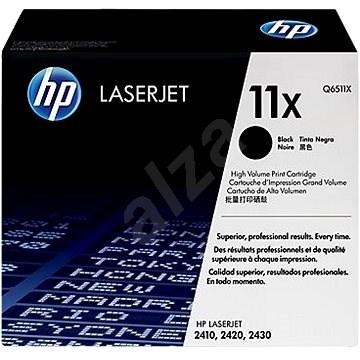 HP Q6511X fekete - Toner