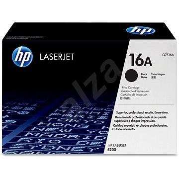 HP Q7516A No. 16A fekete - Toner