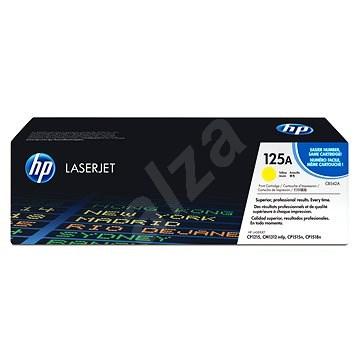HP CB542A 125A sz. sárga - Toner