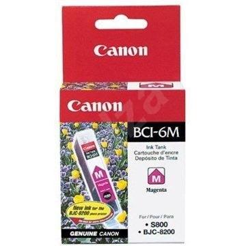 Canon BCI6M piros (magenta) - Tintapatron