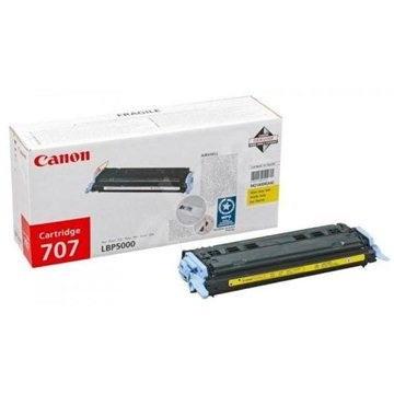 Canon CRG707Y - Toner