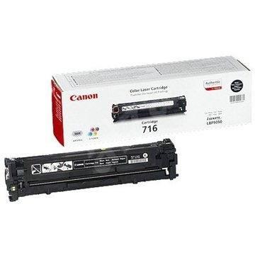 Canon CRG-716BK fekete - Toner