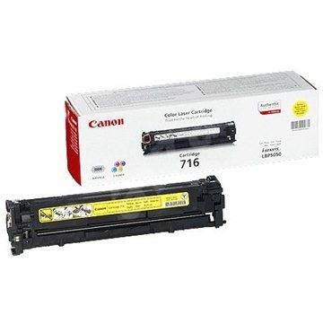 Canon CRG-716Y sárga - Toner