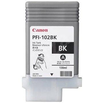 Canon PFI-102BK fekete - Tintapatron