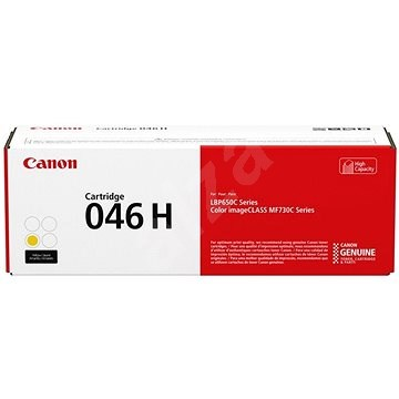 Canon CRG-046(H) sárga - Toner