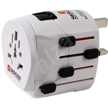 SKROSS  PA40 World Pro + - Úti adapter