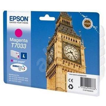 Epson T7033 magenta L - Tintapatron