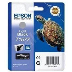 Epson T1577 világos fekete - Tintapatron