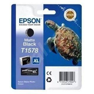 Epson T1578 matt fekete - Tintapatron