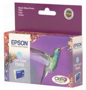 Epson T0805 világos égszínkék - Tintapatron