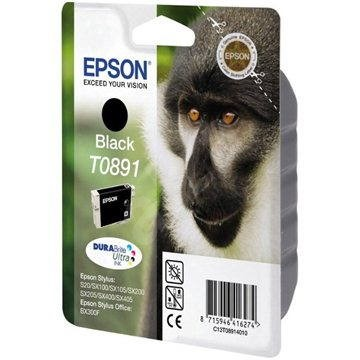Epson T0891 fekete - Tintapatron