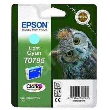 Epson T0795 világoskék - Tintapatron