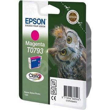 Epson T0793 magenta - Tintapatron