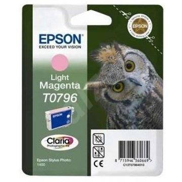 Epson T0796 világos magenta - Tintapatron
