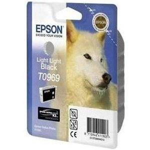 Epson T0969 extra világos fekete - Tintapatron