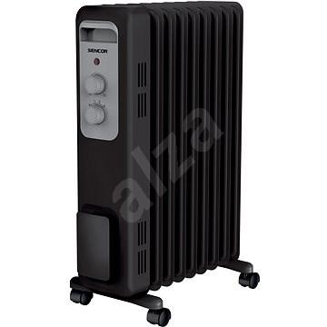 SENCOR SOH 3309BK - Elektromos radiátor