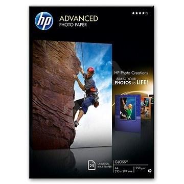 HP Advanced fényes fotópapír 10x15 cm - Fotópapír