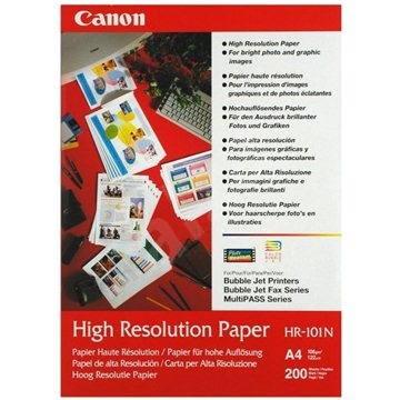 Canon HR-101 A4 - Fotópapír