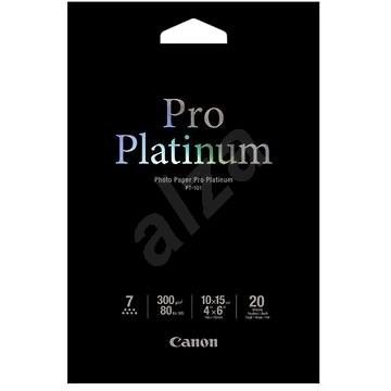 Canon PT-101 10x15 Pro Platinum fényes - Fotópapír