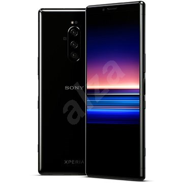 Sony Xperia 1 fekete - Mobiltelefon