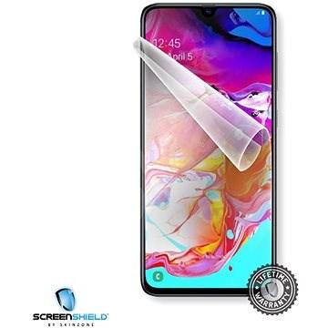 Screenshield SAMSUNG Galaxy A70 kijelzőre - Védőfólia