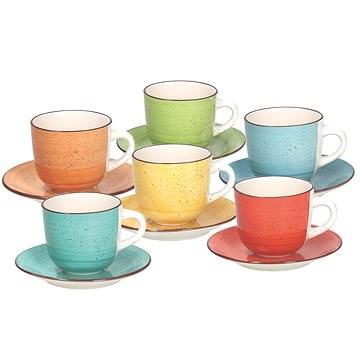 Tognana 6 csésze és csészealj 200ml LOUISE ART&PEPPER - Csésze + csészealj