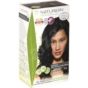 NATURIGIN Black 2.0 (40 ml) - Természetes hajfesték