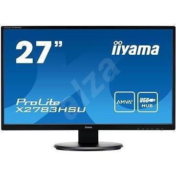 "27"" iiyama ProLite X2783HSU - LCD LED monitor"