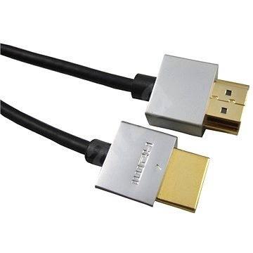 PremiumCord Slim HDMI csatlakozó 1,5 m - Videokábel