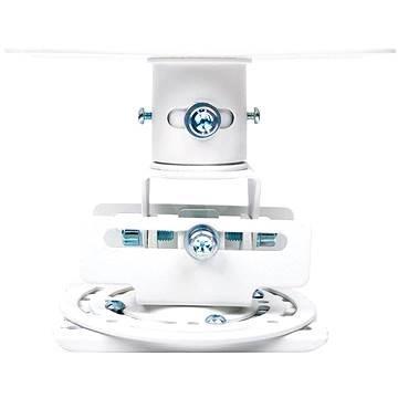 Optoma univerzális mennyezeti tartó - fehér (70 mm) - Mennyezeti tartó